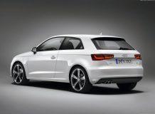 Новая Audi A3 фото