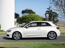 Новая Audi A3 3-дверная