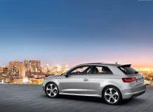 Audi A3 третьего поколения