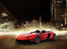 Lamborghini Aventador J фото