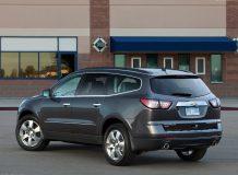 Фото Chevrolet Traverse 2013