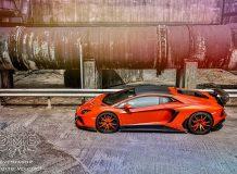 Диски ADV1 для Lamborghini Aventador