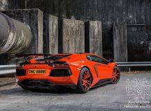 Обвес Molto Veloce для Lamborghini Aventador