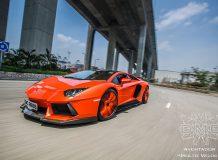 DMC Lamborghini Aventador LP900 фото