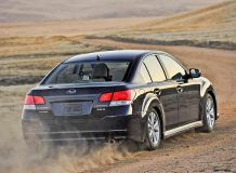 Фото Subaru Legacy 2014 года