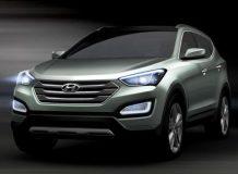 Тизер нового Hyundai Santa Fe