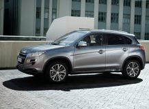 Объявлены российские цены на Peugeot 4008