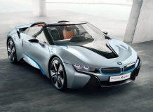 BMW i8 Spyder Concept фото