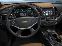 Салон Chevrolet Impala 2013