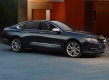 Chevrolet Impala 2014 фото
