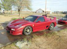 Реплика Ferrari F50 фото