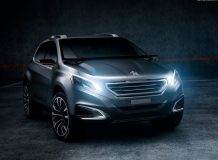 Фото Peugeot Urban Crossover Concept