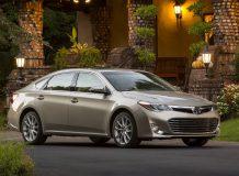 Новая Toyota Avalon 2013 фото