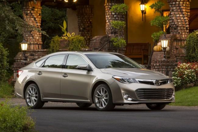 Новая Toyota Avalon 4