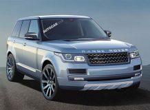 Рендер будущего Range Rover 4