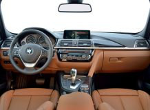 Фото салона BMW 3 Touring (F31)