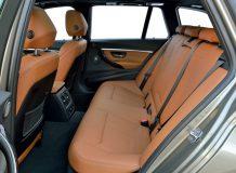 Интерьер BMW 3-Series Sports Wagon