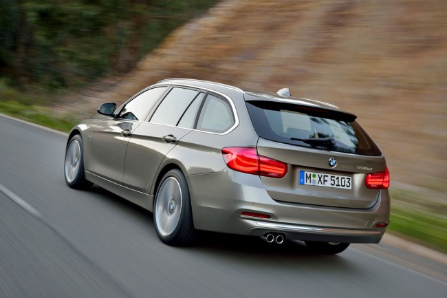 BMW 3-серии универсал