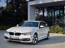 Фото BMW 3 F31 рестайлинг