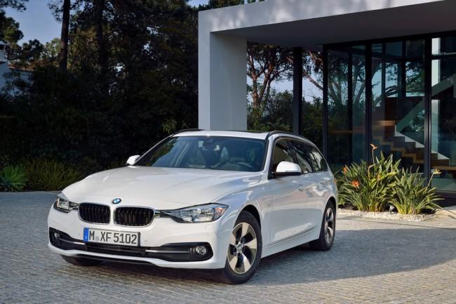 Обновленная BMW 3 Touring 2016