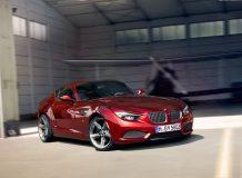 BMW Z4 Zagato Coupe фото