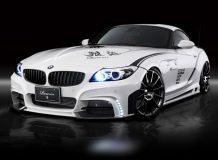 BMW Z4 White Wolf фото