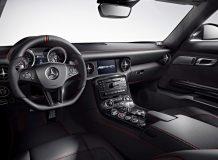 Салон Мерседес SLS AMG GT фото