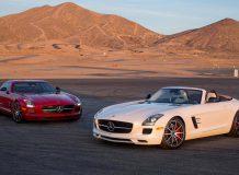 Автомобили SLS AMG GT фото