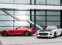 Mercedes SLS AMG GT Final Edition фото
