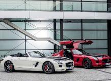 Фото Mercedes SLS Final Edition