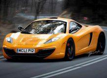 Так может выглядеть преемник McLaren F1