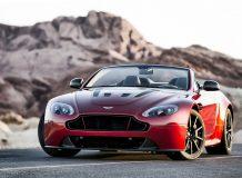 Aston Martin V12 Vantage S Roadster фото