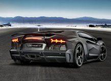 Mansory Aventador Carbonado фото