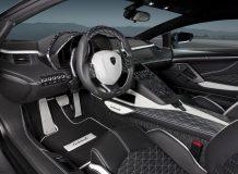 Салон Aventador Carbonado фото