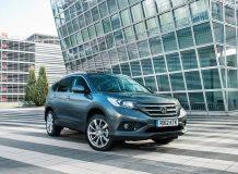 Новая Хонда СРВ 2013