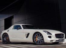 Фото Mercedes-Benz SLS AMG GT 2013