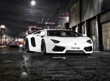 Фото тюнинг Aventador LP700-4 от Capristo
