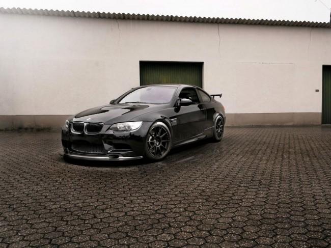 Тюнинг BMW M3 E92 от ателье Alpha-N Performance