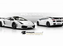 Фото Lamborghini Gallardo PD-L800