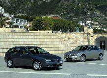 Alfa Romeo 156 фото