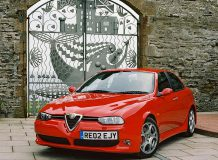 Седан Альфа Ромео 156 GTA