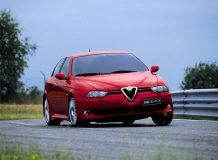 Седан Alfa Romeo 156 1998