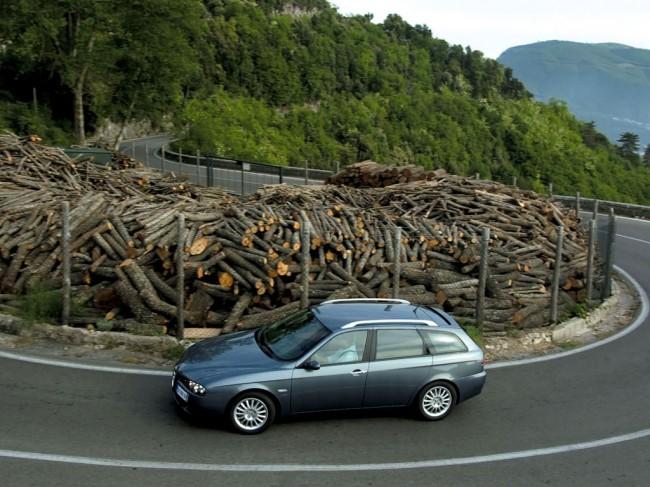 Универсал Alfa Romeo 156 Sportwagon