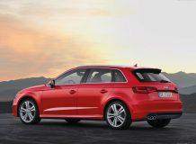 Audi A3 Sportback 2015 фото