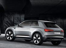Фото Audi Crosslane Coupe Concept