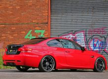 Фото тюнинг BMW 3-серии купе (E92)
