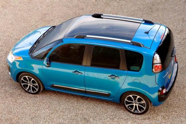 Автомобиль Citroen C3 Picasso