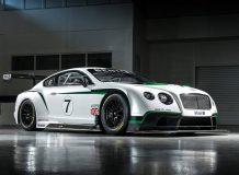 Фото Bentley Continental GT3 Racecar