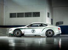 Фото гоночного Бентли Континенталь GT3