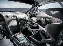 Фото салона Bentley Continental GT3